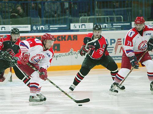 Хоккей на Арене